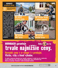 11. stránka Hornbach letáku