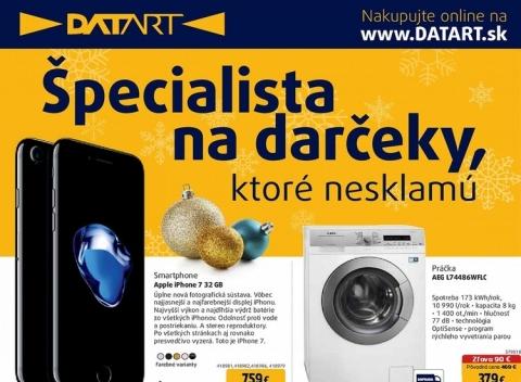 Datart - výpredaj
