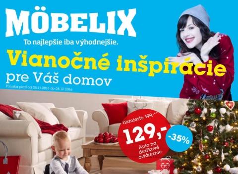 Mobelix - Vianočné inšpirácie