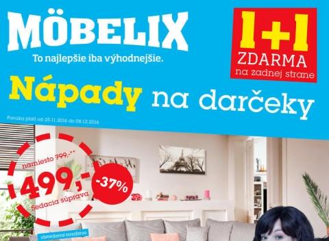 Mobelix - Nápady na darčeky
