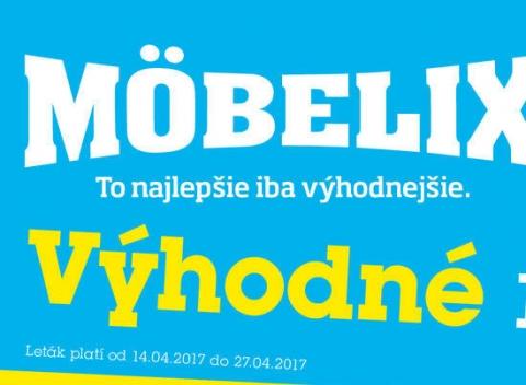 Mobelix - Košice, Prešov