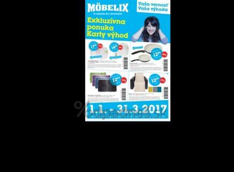 Mobelix - B. Bystrica, Prešov a Košice