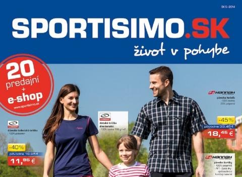 Sportisimo - Život v pohybe