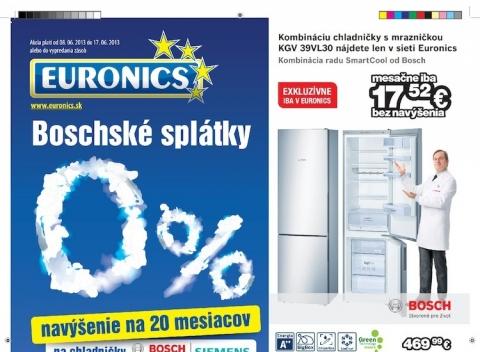 Euronics - Akčný leták