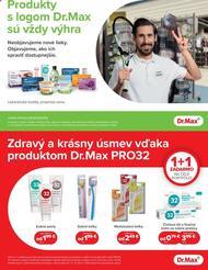 12. stránka Dr. Max letáku