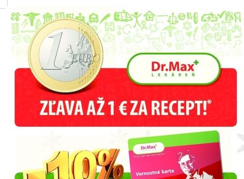 Dr. Max - Aktuálny leták