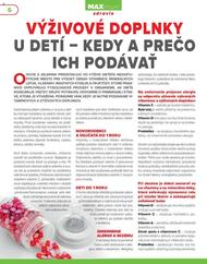 6. stránka Dr. Max letáku