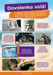2. stránka Pet Center letáku