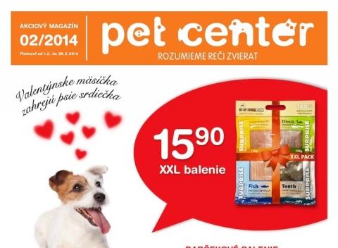 Pet Center - Akčný leták