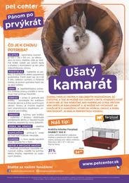 12. stránka Pet Center letáku
