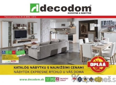 Decodom - Katalóg