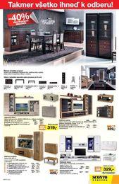 13. stránka Sconto nábytok letáku