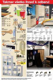 6. stránka Sconto nábytok letáku