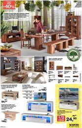 17. stránka Sconto nábytok letáku