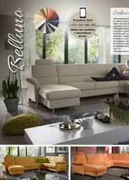 4. stránka Sconto nábytok letáku