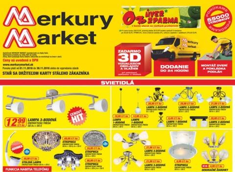 Merkury Market - Michalovce