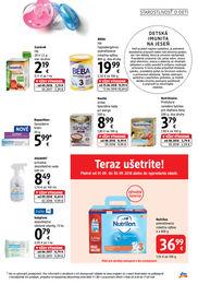 23. stránka dm drogerie markt letáku