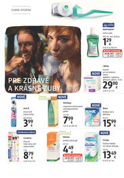 18. stránka dm drogerie markt letáku