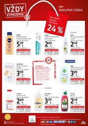 32. stránka dm drogerie markt letáku