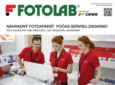 Fotolab - aktuálny leták