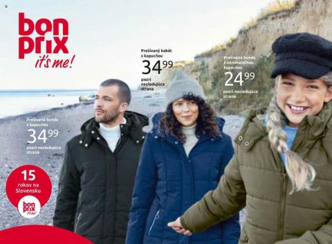 Bonprix - Po stopách zimy
