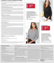 74. stránka Bonprix letáku