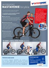 11. stránka Intersport letáku