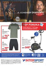 8. stránka Intersport letáku