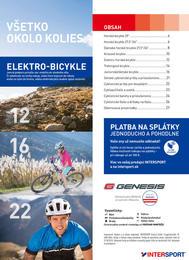 3. stránka Intersport letáku