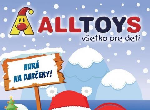 AllToys Vianočný katalóg