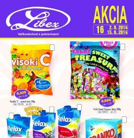 Libex - Akcia