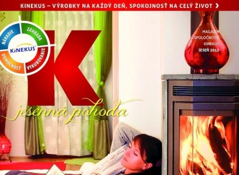 Kinekus - jesenná pohoda