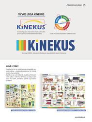 5. stránka Kinekus letáku