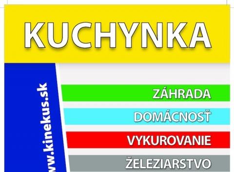 Kinekus - Kuchynka