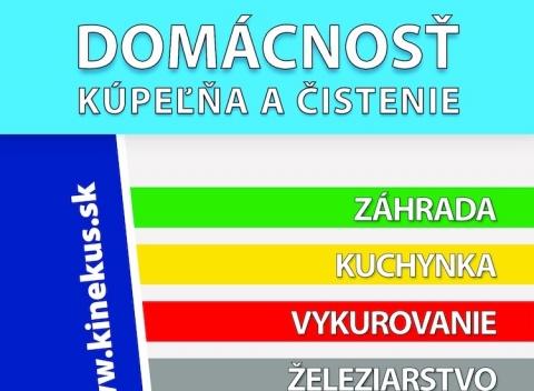 Kinekus - Domácnosť