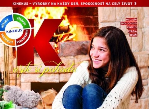 Kinekus - Jeseň 2014