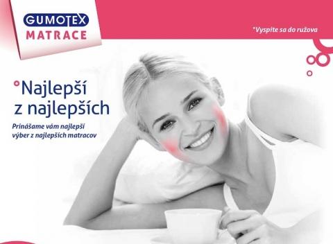 Möbel Hoff - Matrace GUMOTEX