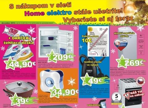 Home Elektro - Výpredaj