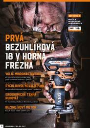 2. stránka Profitex letáku