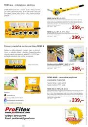 24. stránka Profitex letáku