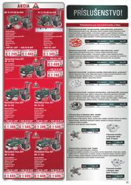 25. stránka Profitex letáku
