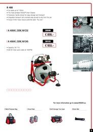 5. stránka Profitex letáku