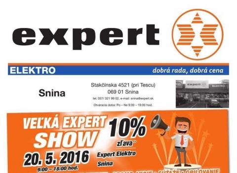 Expert Elektro - Snina