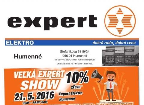 Expert Elektro - Humenné