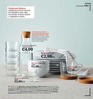 191. stránka Ikea letáku
