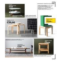 225. stránka Ikea letáku