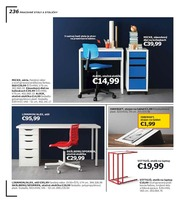 236. stránka Ikea letáku