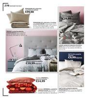 278. stránka Ikea letáku