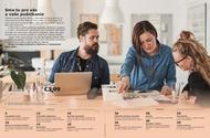 2. stránka Ikea letáku