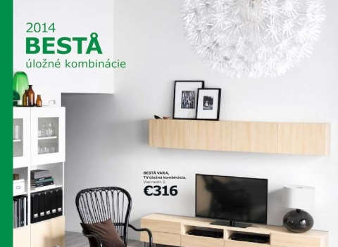 IKEA - Besta 2014